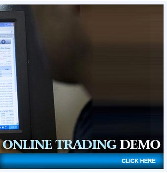 Online trading demo